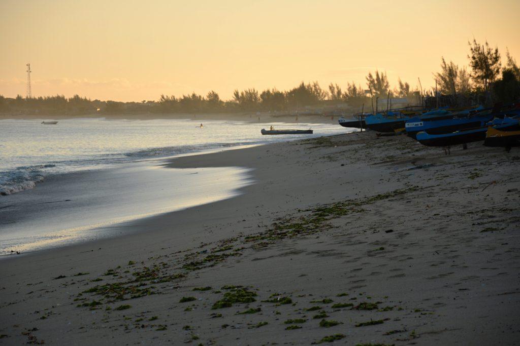 Loučíme se s Anakao beach.