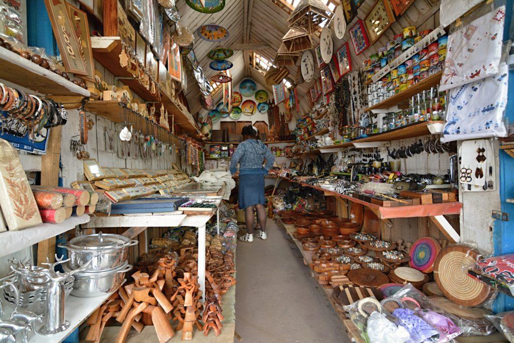 Tržiště La Digue