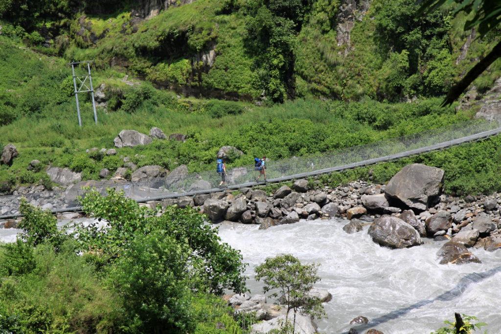 Provazový most