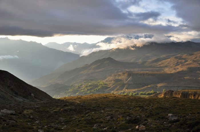 Cestou do Muktinanthu