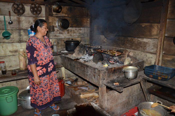 Místní kuchyně