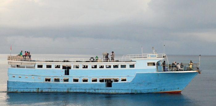 Loď Puspita