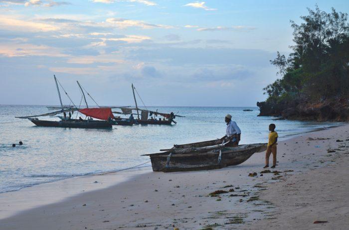 Kizimkazi, Zanzibar