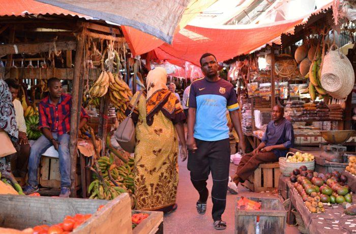 Tržiště Darajani Bazaar