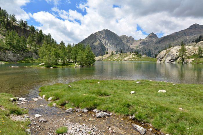 Jezero Trécolpas (2150 m.m.m.)