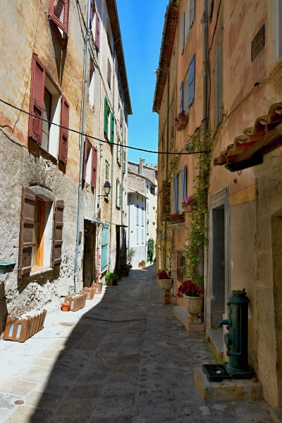 Entrevaux, Provence