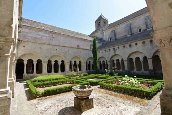Klášter Sénanque, Provence