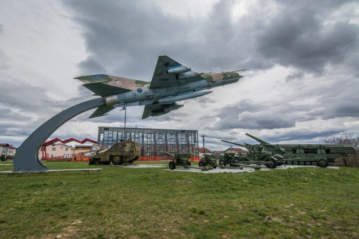 Muzeum občanské války v Karlovaci