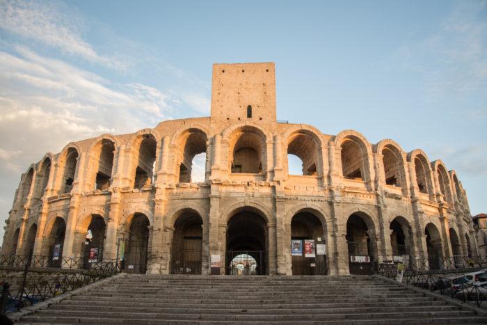 Arena v Arles
